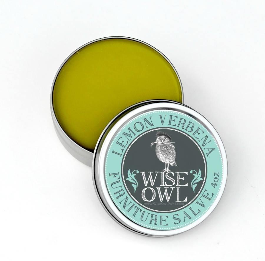 Lemon Verbena Lemon Salve 8oz