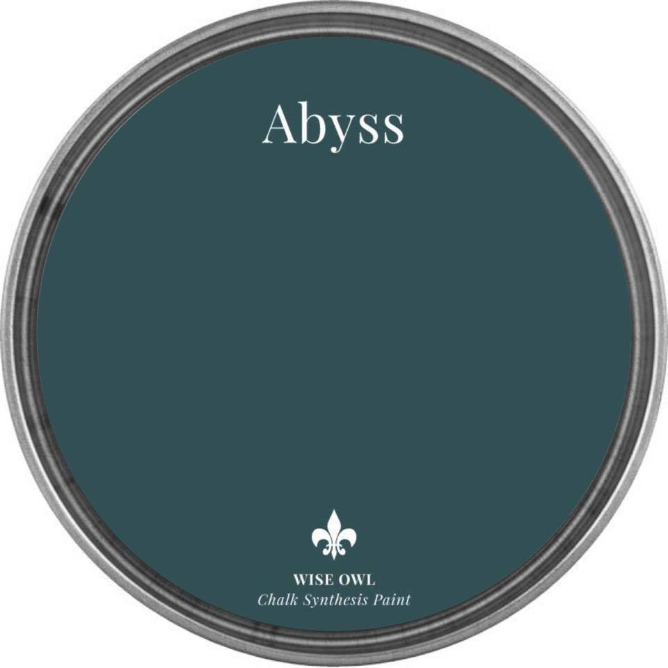 Abyss Wise Owl Chalk Synthesis Paint – Pint (16 oz)