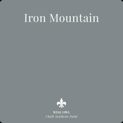 Iron Mountain Chalk Synthesis Paint - Pint (16 oz)