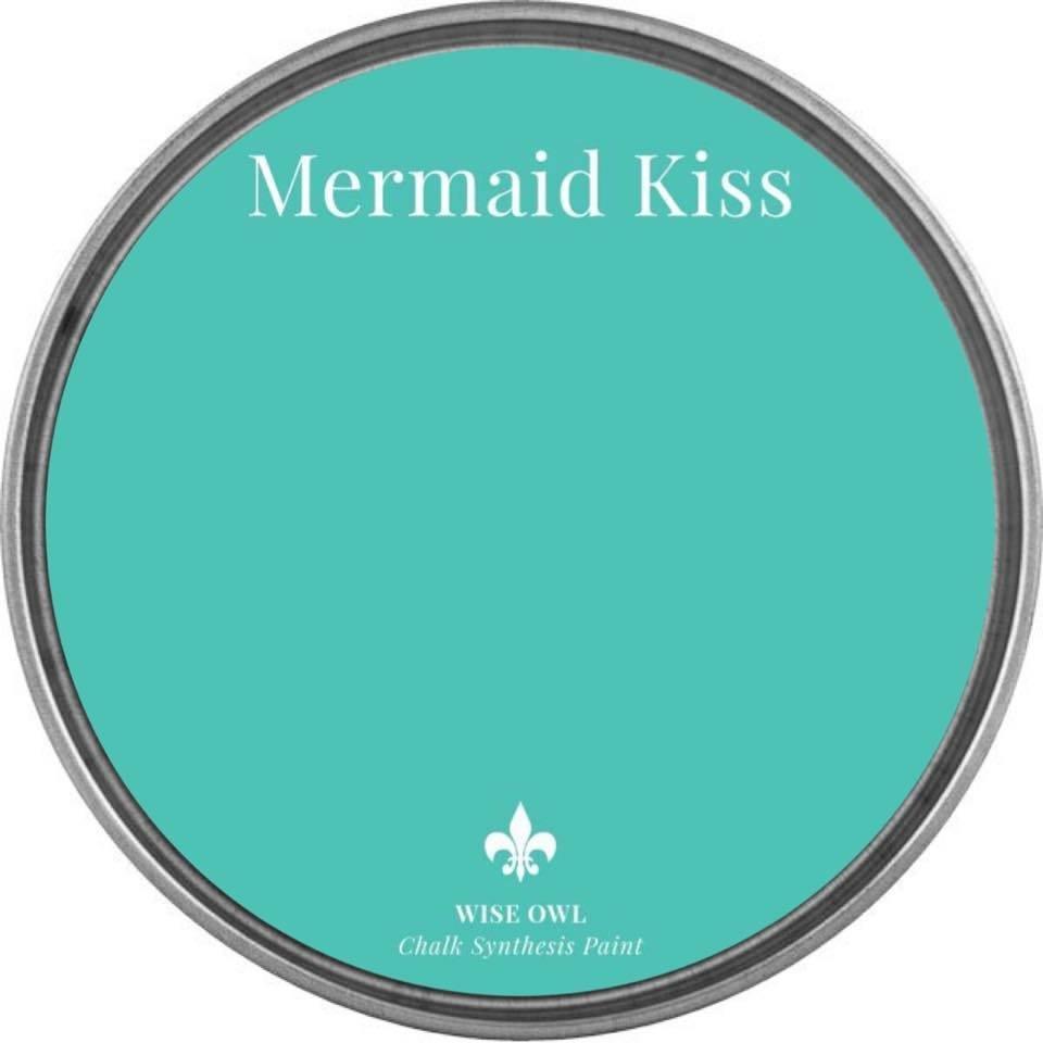 Mermaid Kiss Chalk Synthesis Paint - pint (16 oz)