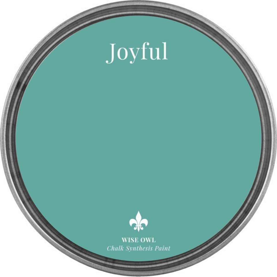 Joyful Wise Owl Chalk Synthesis Paint - pint (16 oz)