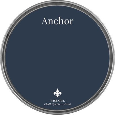 Anchor Owl Chalk Synthesis Paint – Pint (16 oz)