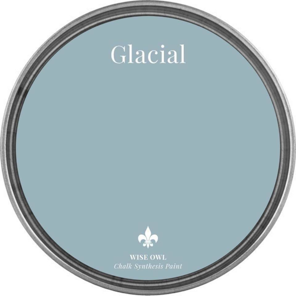 Glacial Wise Owl Chalk Synthesis Paint – Pint (16 oz)