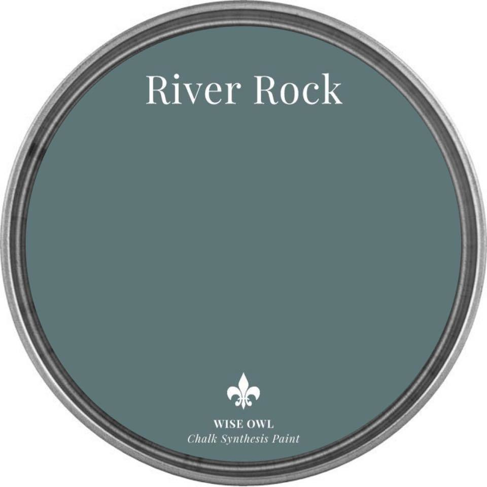 River Rock Wise Owl Chalk Synthesis Paint – Pint (16 oz)