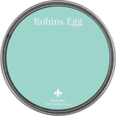 Robins Egg Wise Owl Chalk Synthesis Paint – Pint (16 oz)