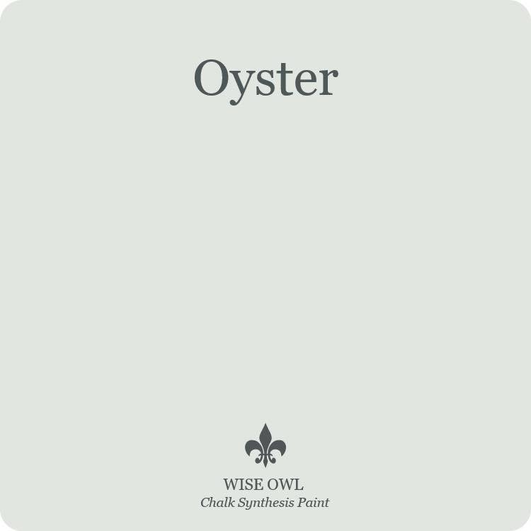 Oyster Wise Owl Chalk Synthesis Paint – Pint (16 oz)
