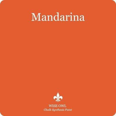 Manderina Wis Owl Chalk Synthesis Paint – Pint (16 oz)
