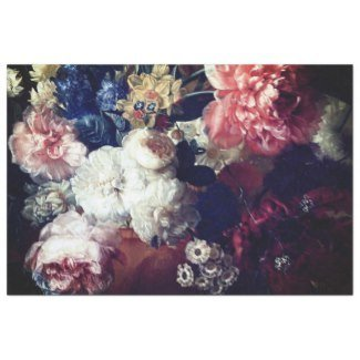 Fine Art Floral Decoupage Sheet 20