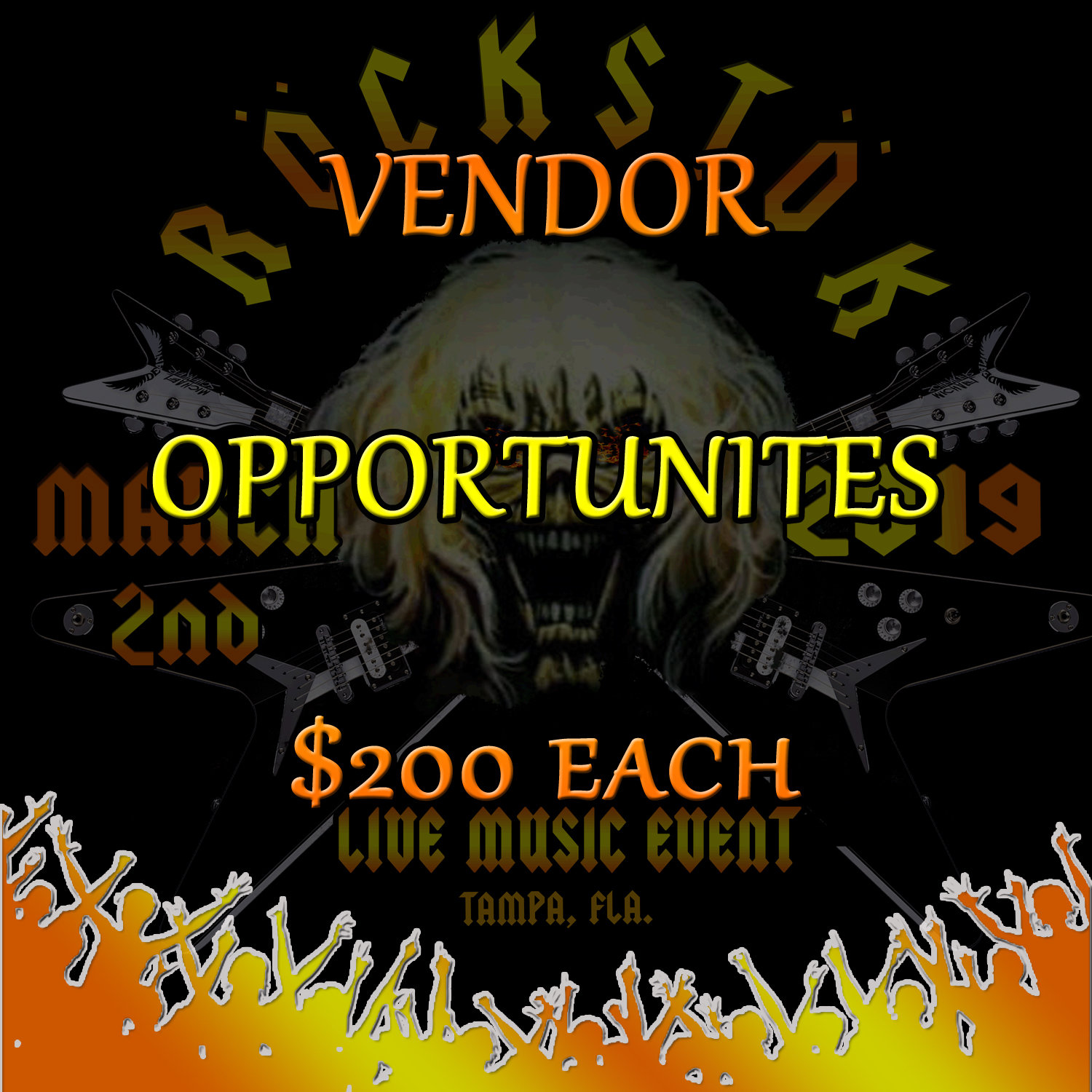 Vendor Opportunities Vendor200