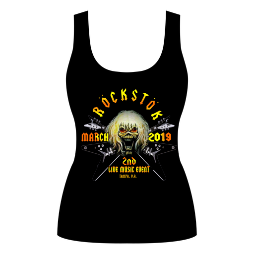 Women's RockStok 2019 Event Tank Pre-Event (Also Comes in Pink)