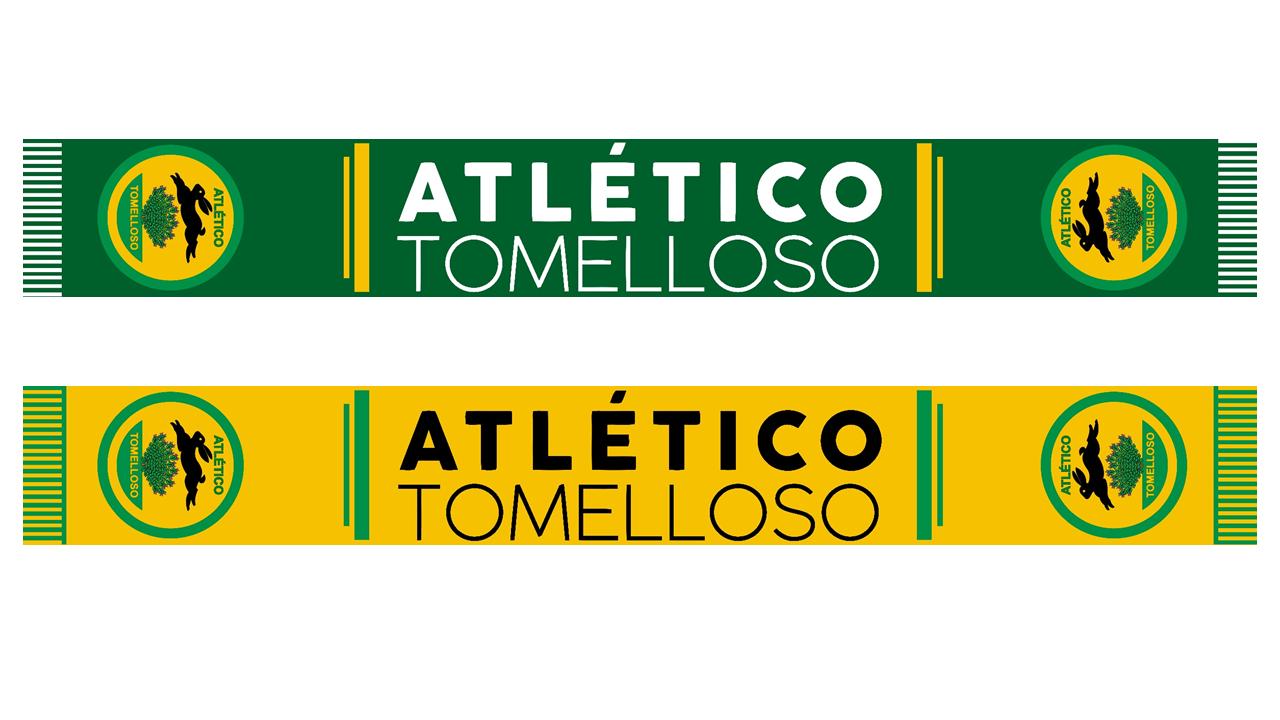 BUFANDA ATLÉTICO TOMELLOSO 18-19 00062