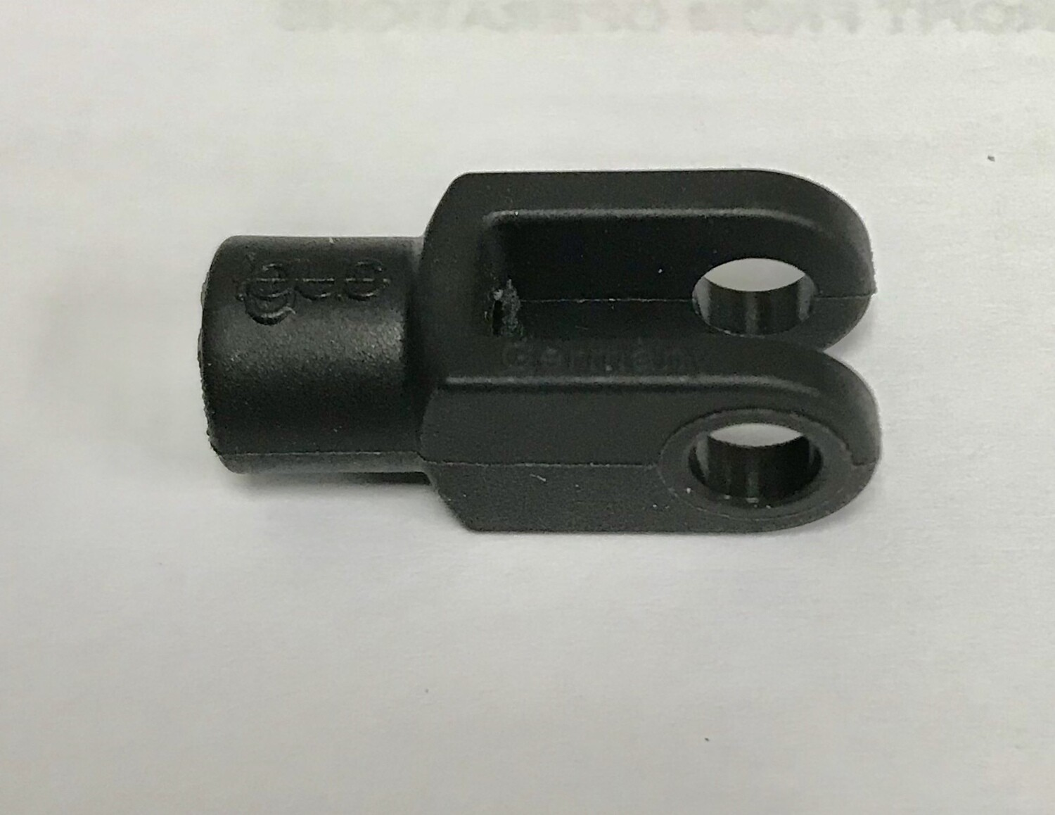Connector Nylon - Push-Pull Steering Cable