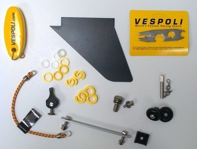 Spare Parts Kit 4+ Euro Riggers