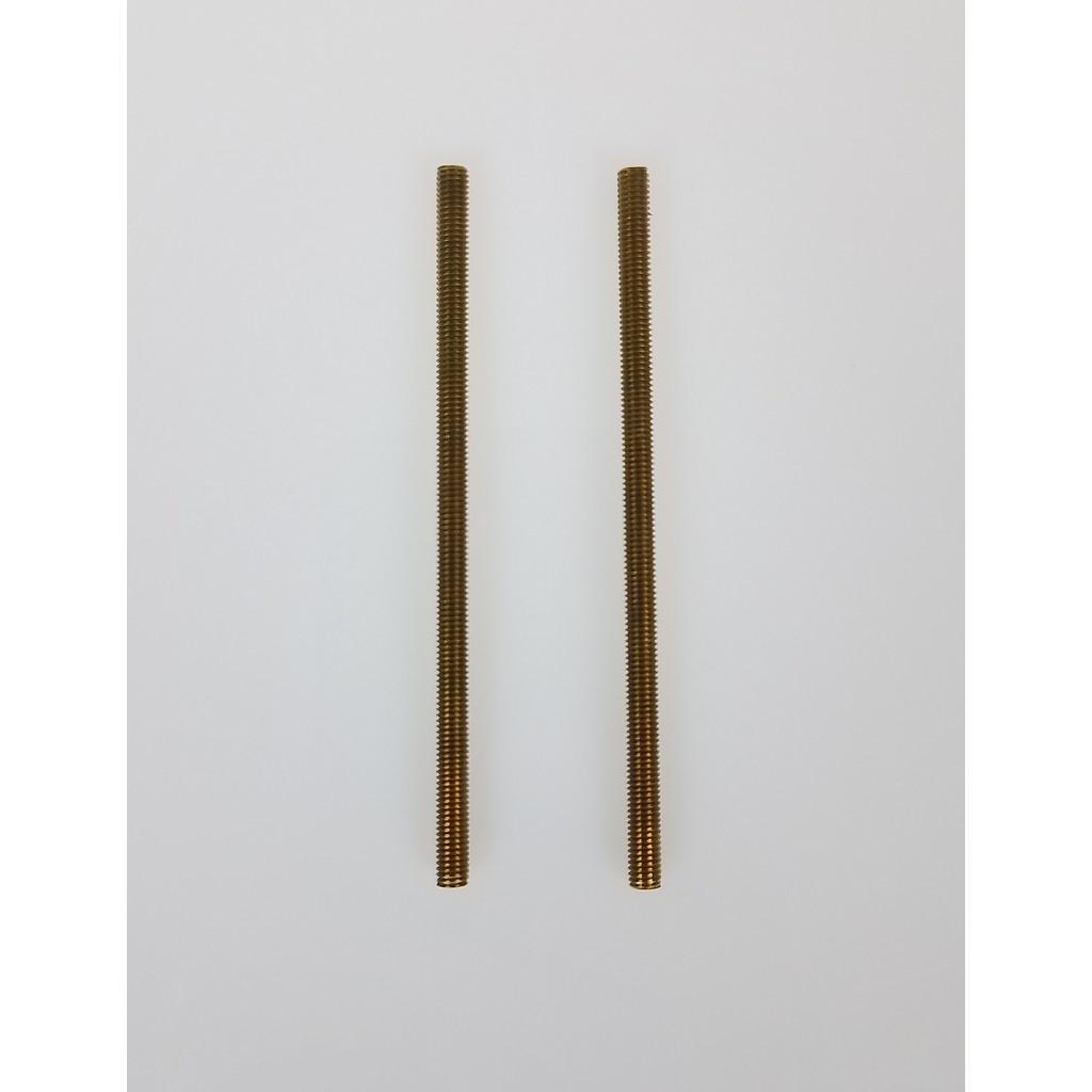 Brass Studs - 8+ & 4+