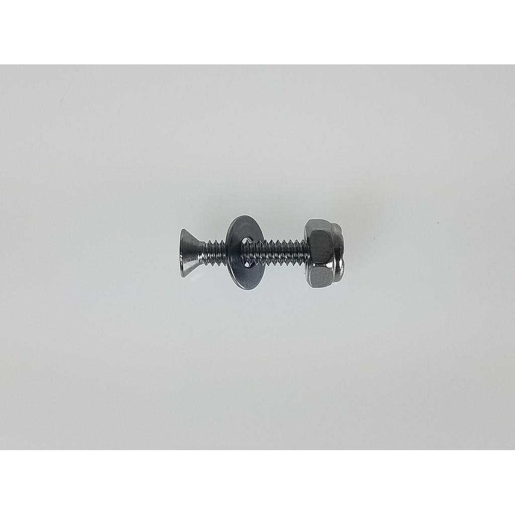 Nut, Bolt, Washer For M08 & M08.5 Hatch Cover