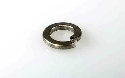 Lock Washer for Shoe Mounting Bolts, Set of 3
