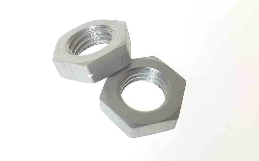 Lock Nuts For Threaded Pitch Adjuster - Pair