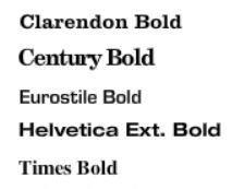 Custom Bow Lettering