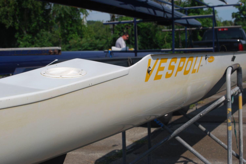 2012 - Vespoli DS4+ ULII - White VUAIA049B212