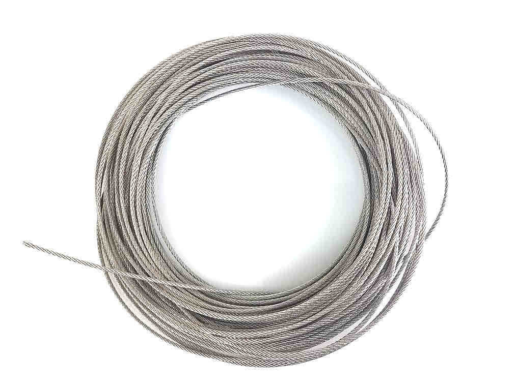 Stainless Steel Steering Cable