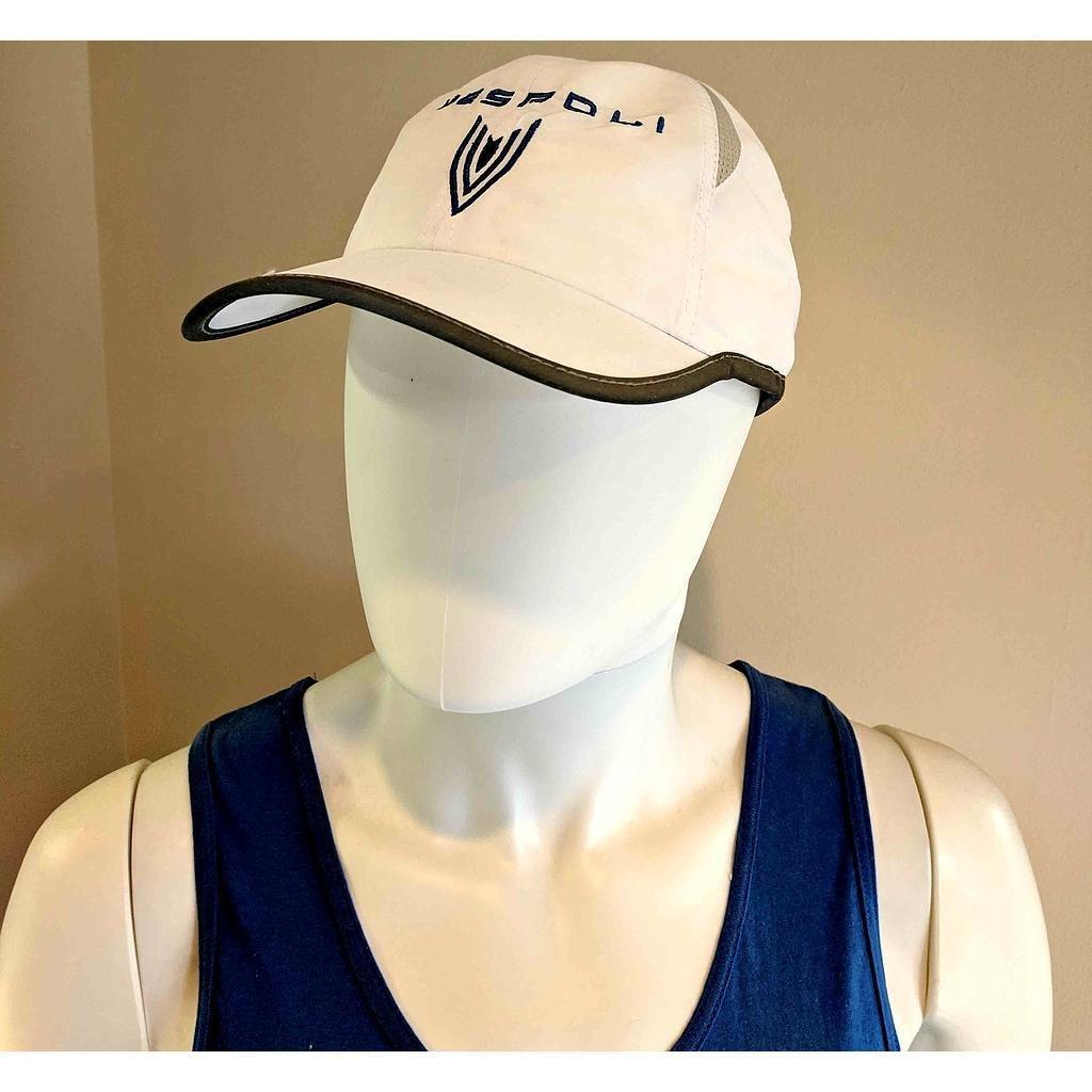 Runner's Cap, VESPOLI, White