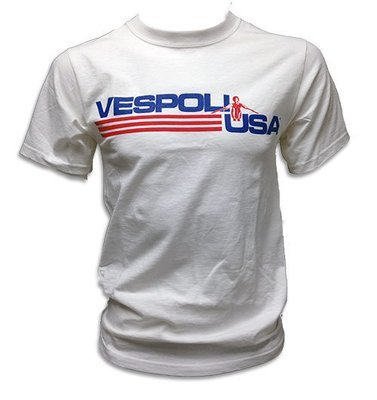 ORIGINAL VESPOLI Logo T-Shirt, Long & Short Sleeve