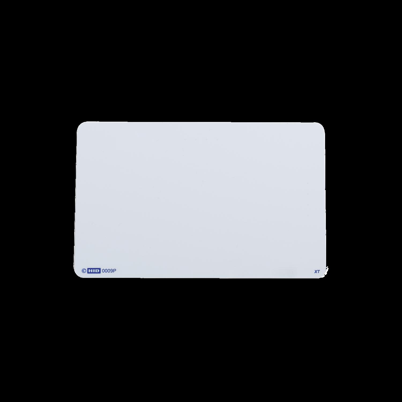 Tarjeta de Proximidad ISOProx II (1586LGGMN) HID Imprimible (Delgada) /  Material más Resistente / 26 bits / Garantía de por Vida /1386