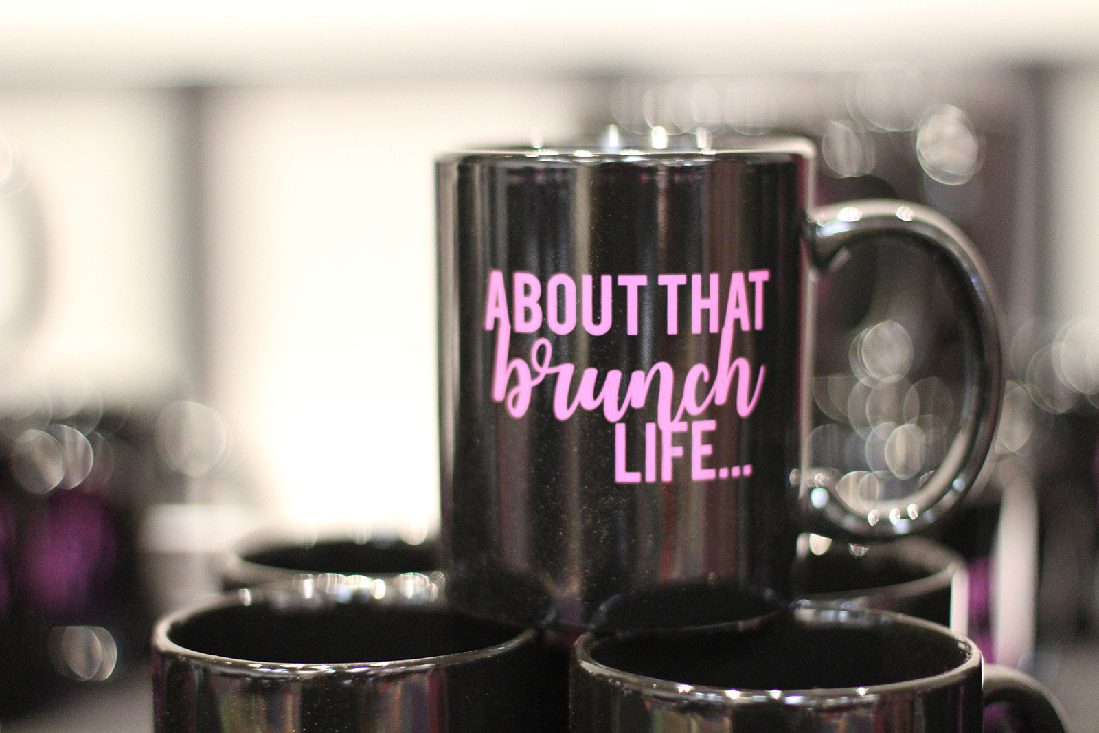 """About That Brunch Life"" Mug 00002"