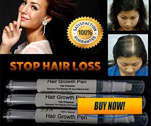 قلم المينوكسيديل لتساقط الشعر الحل النهائي للرجال و النساء