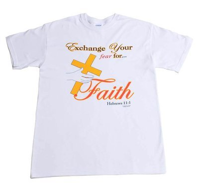 Exchange Your Fear For Faith