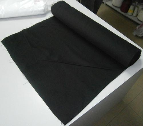Коломийське домоткане полотно для вишивання та вишитих сорочок (10-ка)  чорного кольору 6463b087f686b