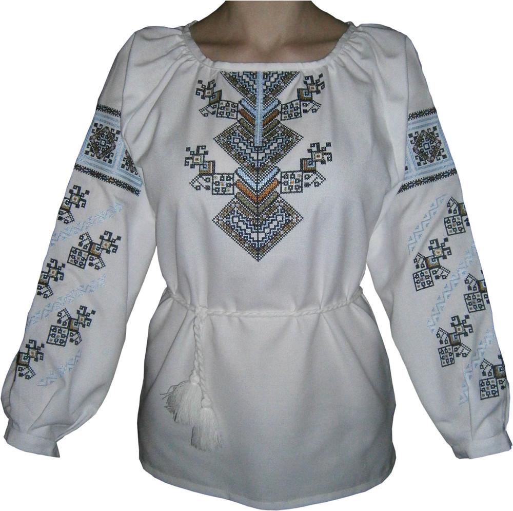 433180c79308d1 #вишиванка, жіноча вишивана блузка