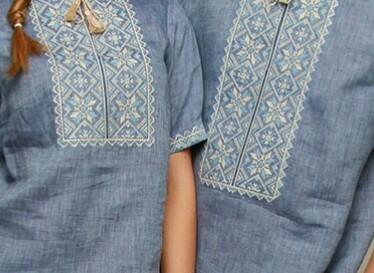Джинс-льон блакитного кольору (Арт. 01140) f63b0ec53589a