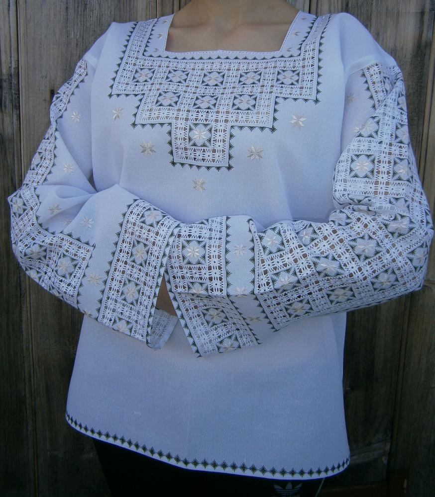 e2650b972f73bc Вишиванка, жіноча вишивана блузка ручної роботи