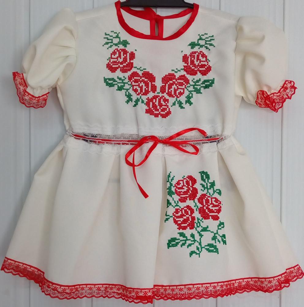 сукня для дівчинки (Арт. 01639) 8fdefbb460b8f