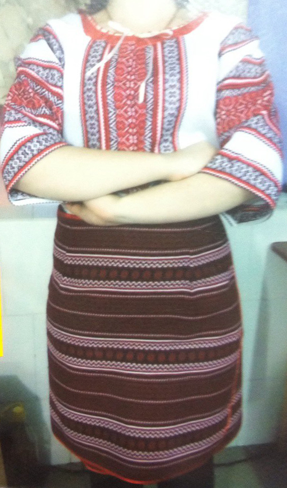 Вишиваний жіночий костюм (Арт. 01842) 1692c867ef702