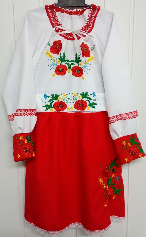 сукня для дівчинки (Арт. 01618) 4645a6426aac7
