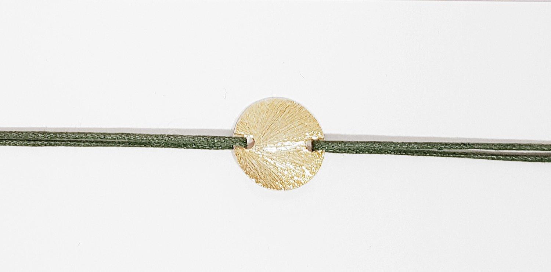 Armband 925 silber / vergoldet
