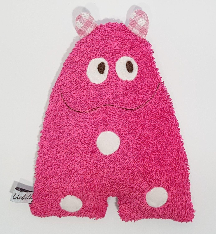 Dinkelmonster   pink/rosa