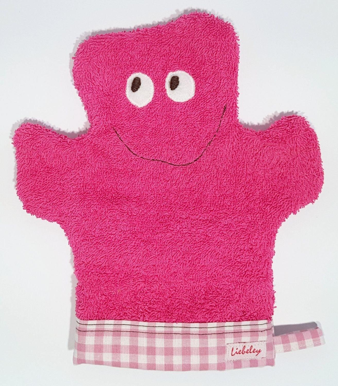 Waschmonster  pink/rosa