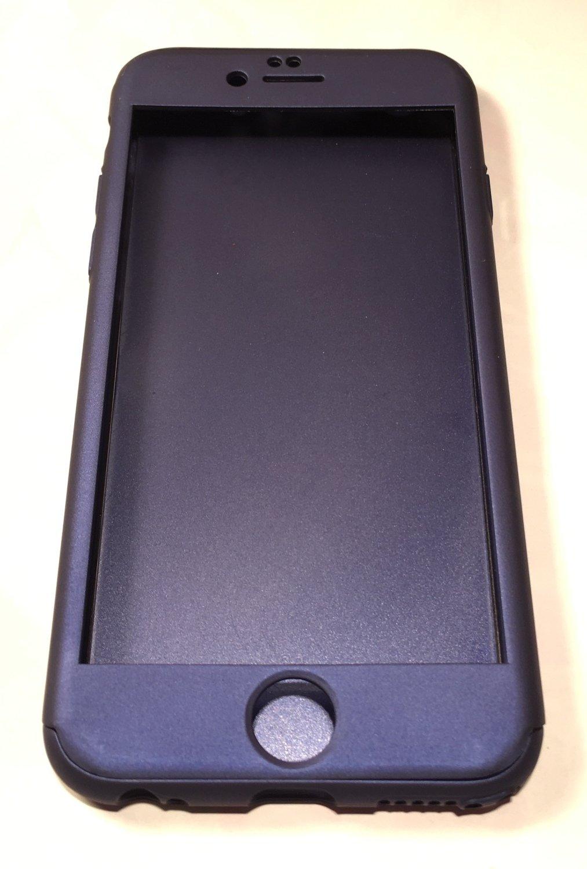 Чехол Voero 360° для iPhone 6/iPhone 6S синий