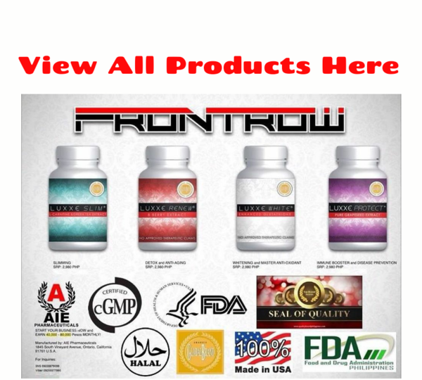 Luxxe Products Online Store