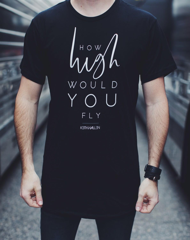 Long Body Fly Tee