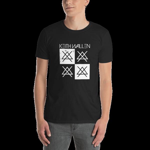 Unisex Black Boxes Tee