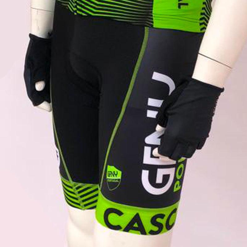 Bib shorts oficial GFNY Portugal 2018