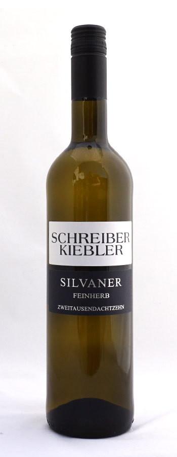 2018 Silvaner feinherb