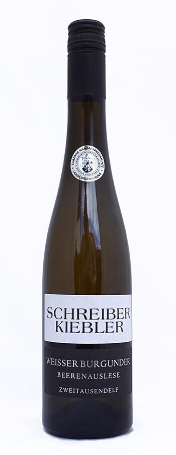 2011 Weisser Burgunder Beerenauslese