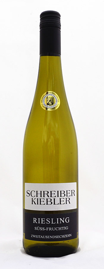 2017 Riesling süss-fruchtig