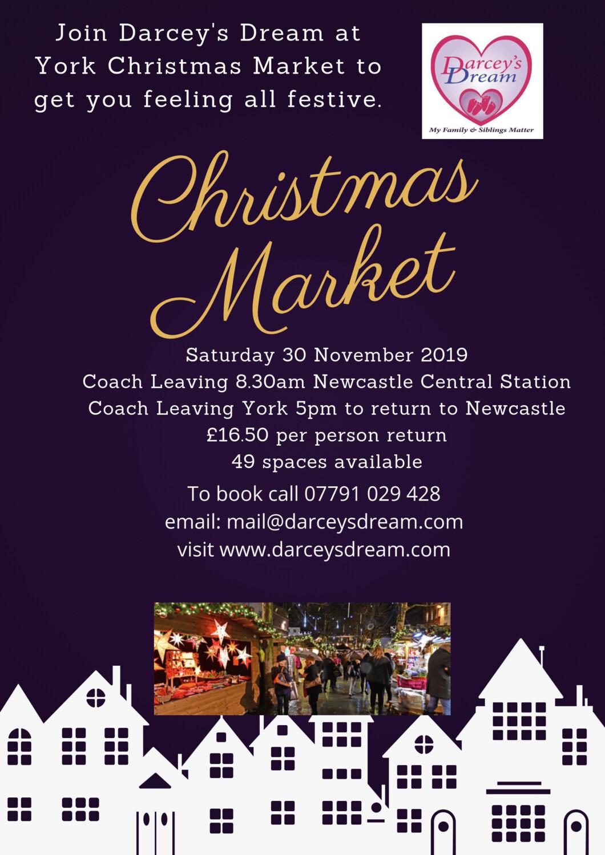 My Christmas Dream 2019.Christmas Market
