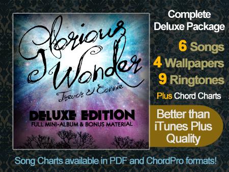 Glorious Wonder Deluxe Edition Digital Package